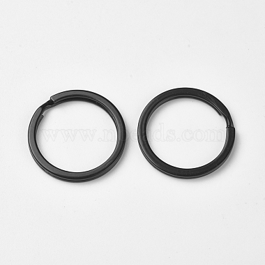 Iron Split Key Rings(KEYC-WH0016-01C)-2