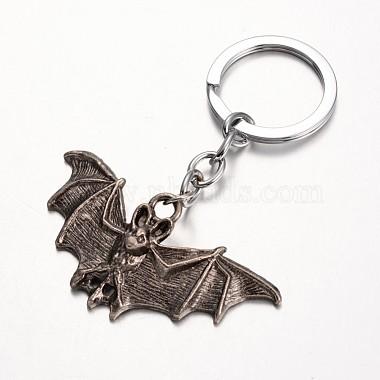 Bat Alloy Keychain(X-KEYC-M019-06AS)-1