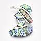 Abalone/Paua Shell Broochs/Pendants(SHEL-S275-53A)-2