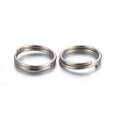 304 Stainless Steel Split Rings(X-STAS-P223-22P-02)-2