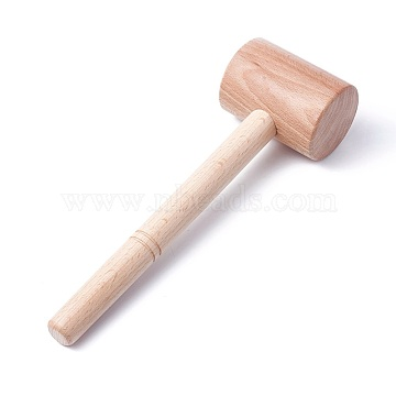 BurlyWood Wood Hammer