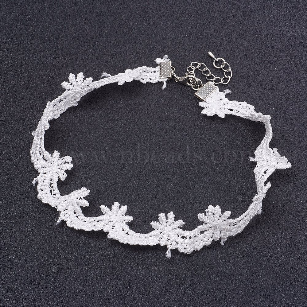Cloth Gothic Choker Necklaces With Iron Finding Platinum White 12 9 Inches 33cm Centimeters to inches (cm to in) converter, formula and conversion table to find out how many inches in centimeters. nbeads