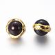 Natural Garnet Beads(G-F633-31G)-2