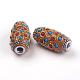 Handmade Indonesia Beads(IPDL-P003-22I)-2