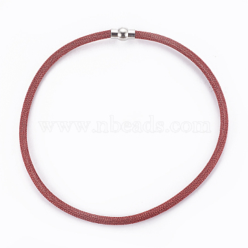 Red Brass Necklaces