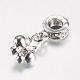 Alloy Rhinestone European Dangle Beads(PALLOY-F199-44)-3