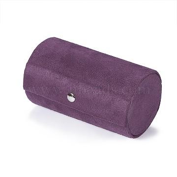 Purple Fibre Presentation Boxes