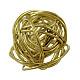 Handmade Iron Wire Beads(X-E483Y-G)-1
