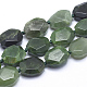 Natural Green Jade Beads Strands(G-K223-44A)-1