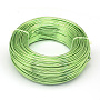 3.5mm Lawn Green Aluminum Wire(AW-S001-3.5mm-08)