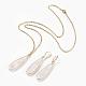 304 Stainless Steel Jewelry Sets(SJEW-JS00994)-1