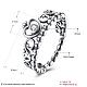 925 Thai Sterling Silver Rings(RJEW-BB18305-7)-3
