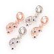 Alloy Enamel European Dangle Beads(X-MPDL-S065-11)-1