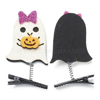 Halloween Spring Glitter Powder Felt Hair Accessories(PHAR-H066-03)-2