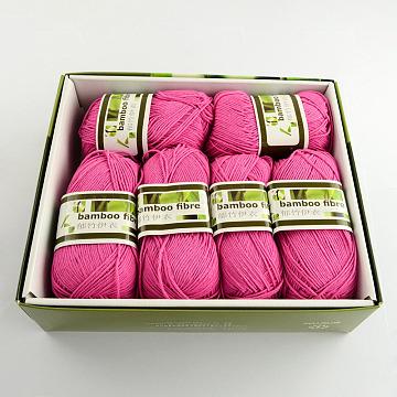 1mm Camellia Bambaoo Fiber+Silk Thread & Cord