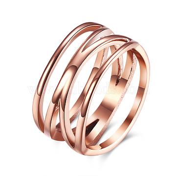 Titanium Steel Finger Rings
