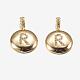 Brass Pendants(KK-K194-R-RS)-2