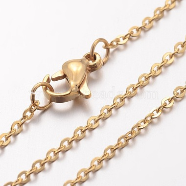 304 Stainless Steel Necklace Making(X-MAK-K004-17G)-2