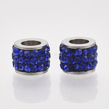 Perles en 304 acier inoxydable(STAS-T050-007D)-1