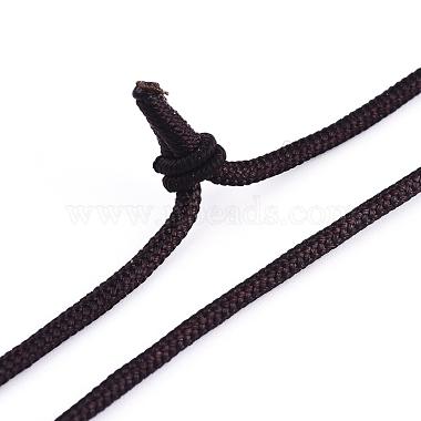 Natural Sodalite Pendant Necklaces(NJEW-P241-A12)-4