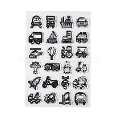 Silicone Stamps(DIY-K021-D01)-2