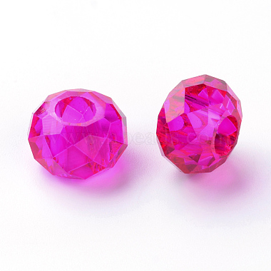 Glass European Beads(X-GDA007-69)-3