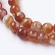 Natural Striped Agate/Banded Agate Beads Strands(X-G-G591-6mm-03)-3