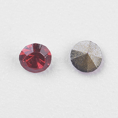Grade AAA Pointed Back Resin Rhinestones(X-CRES-R120-2.0mm-M)-2