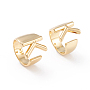 Brass Finger Rings(X-RJEW-L097-06K)