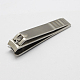 Nickel Free Unplated 403 Stainless Steel Nail Clippers(X-MRMJ-R010-01)-1