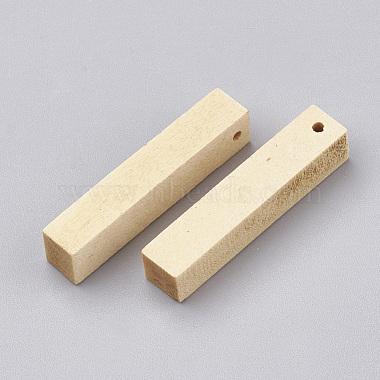 Wood Pendants(X-WOOD-T008-06)-2