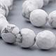 Natural Howlite Beads Strands(G-Q462-124-4mm)-3
