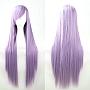 Lilac High Temperature Fiber Wigs(OHAR-G008-08A)