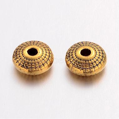 Tibetan Style Spacer Beads(X-GLF0391Y)-2