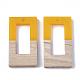 Resin & Wood Pendants(RESI-S358-26E)-2