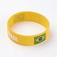 Silicone Wristbands Bracelets(BJEW-K168-01N)-1