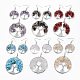 304 Stainless Steel Jewelry Sets(SJEW-K072-20)-1