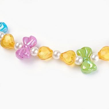 Acrylic Beads Kids Necklaces(NJEW-JN02235-02)-2