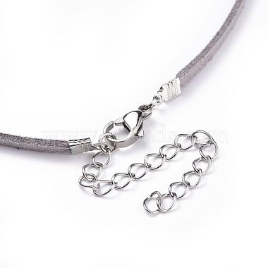304 Stainless Steel Necklaces(NJEW-JN02462-04)-2