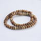 Natural Picture Jasper Beads Strands(G-P354-04-8x5mm)-2