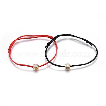 Mixed Color Nylon Bracelets
