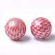 Perles acryliques imprimées(X-MACR-T024-55A)-1