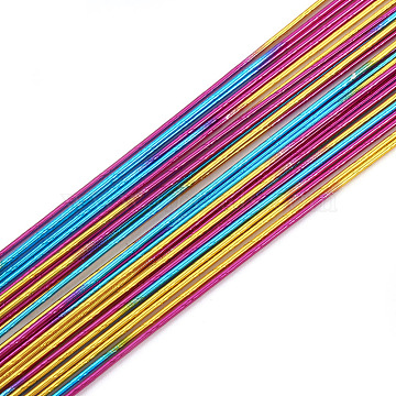 0.8mm Colorful Iron Wire