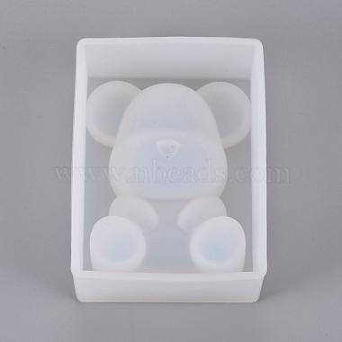 Clear Bear Silicone