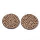 Handmade Reed Cane/Rattan Woven Beads(X-WOVE-Q075-04)-1