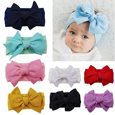 Mixed Color Nylon Headband