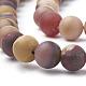 Chapelets de perles en mookaite naturelles(G-T106-158)-2