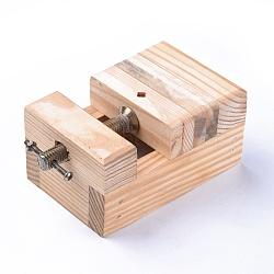 outil de travail du bois bricolage, mini pince plate, pince étau, banc de table, pour la sculpture du bois, 113.5x65.5x50 mm(TOOL-WH0079-24)