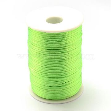 1.5mm LawnGreen Polyacrylonitrile Fiber Thread & Cord