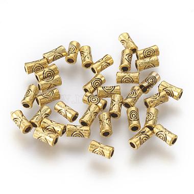 Perles en alliage de style tibétain(X-GLF0333Y-NF)-1